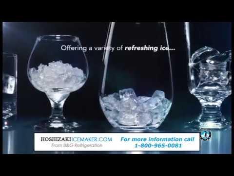 Hoshizaki Beyond Strong Campaign - Hoshizakiicemaker.com