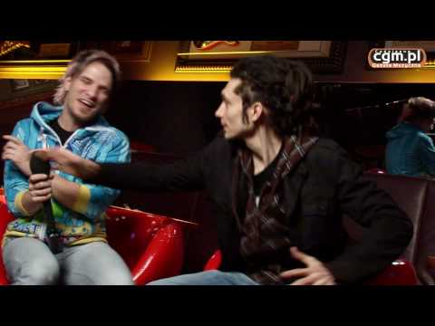 Bójka podczas wywiadu