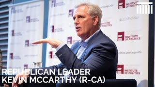 Republican Leader Kevin McCarthy (R-CA)