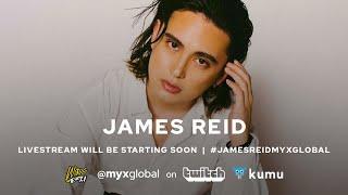 JAMES REID MYX Global LIVE Interview