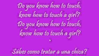 JoJo - How To Touch A Girl + Lyrics / Letra en español