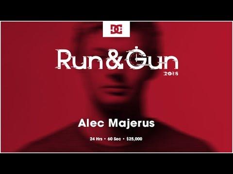 Alec Majerus   Run & Gun