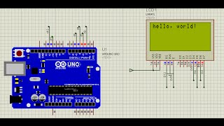 Arduino meets EA DOG-Graphic series with UC1701 controller
