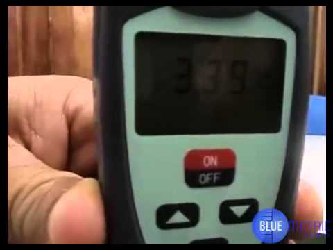 Medidor de espesor TT211