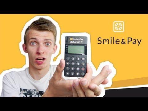 UN ADAPTATEUR DE CARTE BLEUE POUR TELEPHONE !! SMILE & PAY