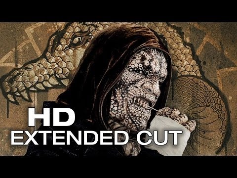 Suicide Squad Extended Cut Harley Quinn and Killer Croc   Deleted Scene etonline Exclusive
