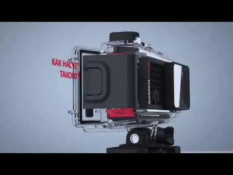 Экшн-камера Garmin Virb Ultra 30 Питание через бокс