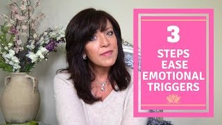 3 STEPS to HELP EASE PTSD TRIGGERS CAUSED BY NARCISSISTIC ABUSE