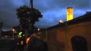 preview picture of video 'XXII CAMINADA NOCTURNA D'OSONA - CALLDETENES, 2013'