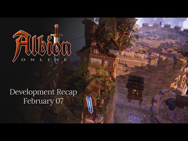 Albion Online | Development Recap (February 7)