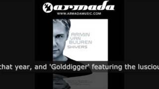 Armin van Buuren Feat Martijn Hagens - Golddigger
