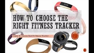 How to Choose the Right Fitness Tracker