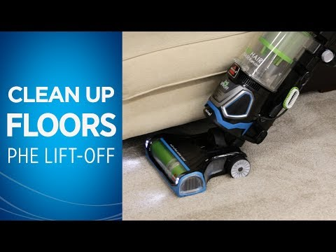 How to Vacuum Flooring With Your Pet Hair Eraser® Lift-Off® Video