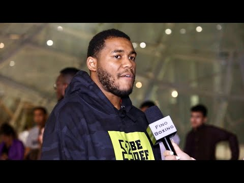 """MICHAEL HUNTER """"I'M GOING TO JUMP ON POVETKIN"""" + ANDY RUIZ IS GOING TO BEAT ANTHONY JOSHUA AGAIN"""