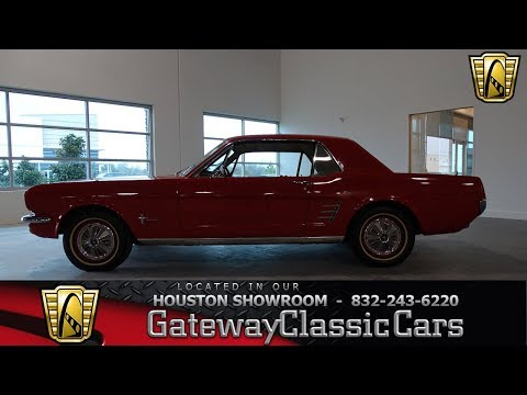 1966 Ford Mustang for Sale - CC-1057713
