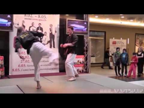 Ar galite numesti svorio su Jiu Jitsu?)