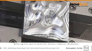 Hochleistungsspiralbohrer | Schlichtfräser Starmax Super Finish