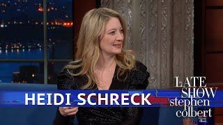The Constitution Made Heidi Schreck Horny
