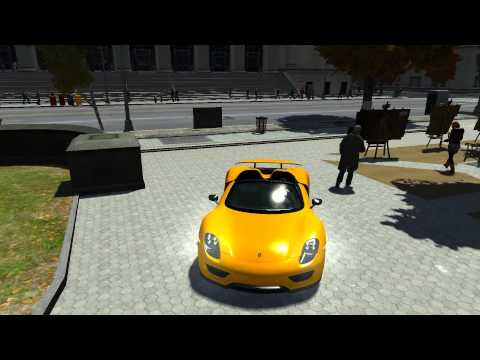 "#343 2013 Porsche 918 ""New Vehicles - GTA IV"""