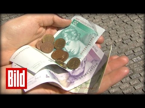 25 Jahre Währungsunion - Das große Quiz: Wie gut kennen Sie noch die D-Mark?