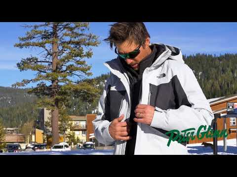 2018 The North Face Clement Tri climate Ski Jacket Product Review By Peter Glenn