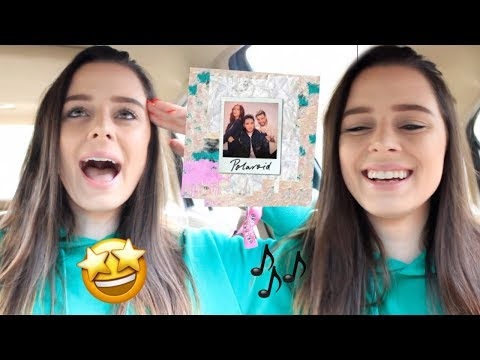 "JONAS BLUE Ft. LIAM PAYNE & LENNEN STELLA ""POLAROID"" REACTION"