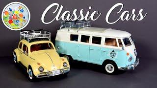 Unboxing - Playmobil Volkswagen Käfer und Bulli Limited Edition - Geschichten aus Schönergarten
