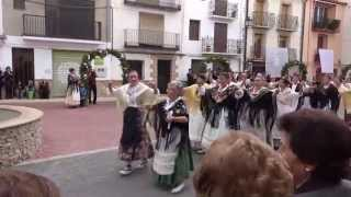 preview picture of video 'Ball de Plaça de Les Useres'