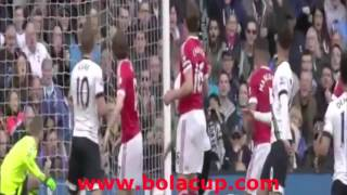 Tottenham Vs Manchester United 30 All Goals & Highlights Premier League  10/04/16