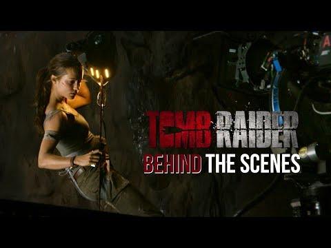 Tomb Raider (Behind The Scenes)