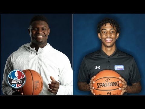 Top 3 picks: Zion Williamson to Pelicans, Ja Morant to Grizzlies   NBA Mock Draft Special 2019