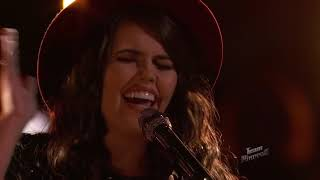 The Voice 2015 Madi Davis   Live Playoffs   Songbird