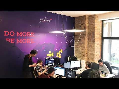Plus Creative Agency  - Work, work, work.