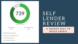 Self Lender Review: A Unique Way To Build Your Credit History
