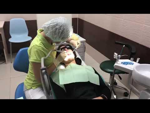 Зачем нужно регулярно ходить к стоматологу? Профессиональный осмотр / доктор Захарова М. Д.