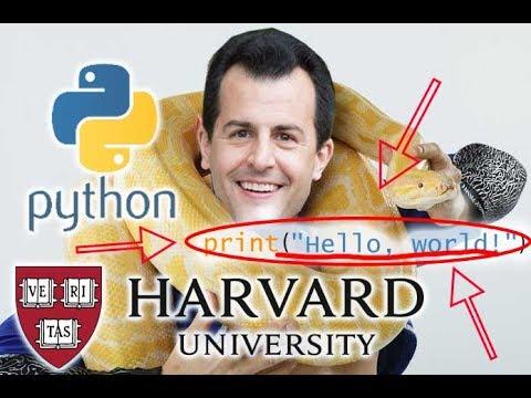 cs50 на русском week8 Python
