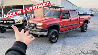 I SOLD My 2020 Duramax to Buy the CLEANEST Mid 2000's Duramax in the Country!!! *MUST SEE!*
