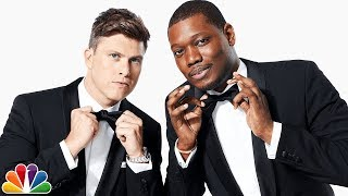 2018 Emmy Awards with Michael Che and Colin Jost - Video Youtube