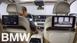 YouTube Video Ck2gRjj6_2w for Product BMW X7 SUV (G07) by Company BMW in Industry Cars