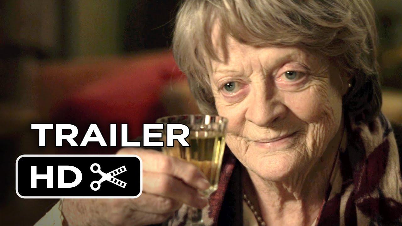 Trailer för My Old Lady