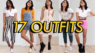 17 CASUAL SUMMER OUTFITS | Summer Fashion Lookbook 2019! Summer Outfit Ideas 2019!