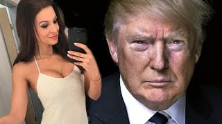 Donald Trump Cheated On Wife With 30 Yr Old Model Apparently