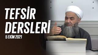 İbnü Kesîr Tefsîri'nden Tefsîr Dersleri (el-Mülk Sûresi, 3-7. Âyet-i Kerîmeler) 3. Bölüm 5 Ekim 2021