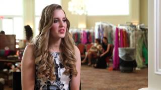 Rachel Millns New Zealand Miss Universe 2014 Official Interview
