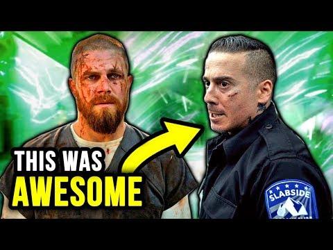 BEST Episode of Arrow EVER?! - Arrow Season 7 Episode 7 Review 'Slabside Redemption'