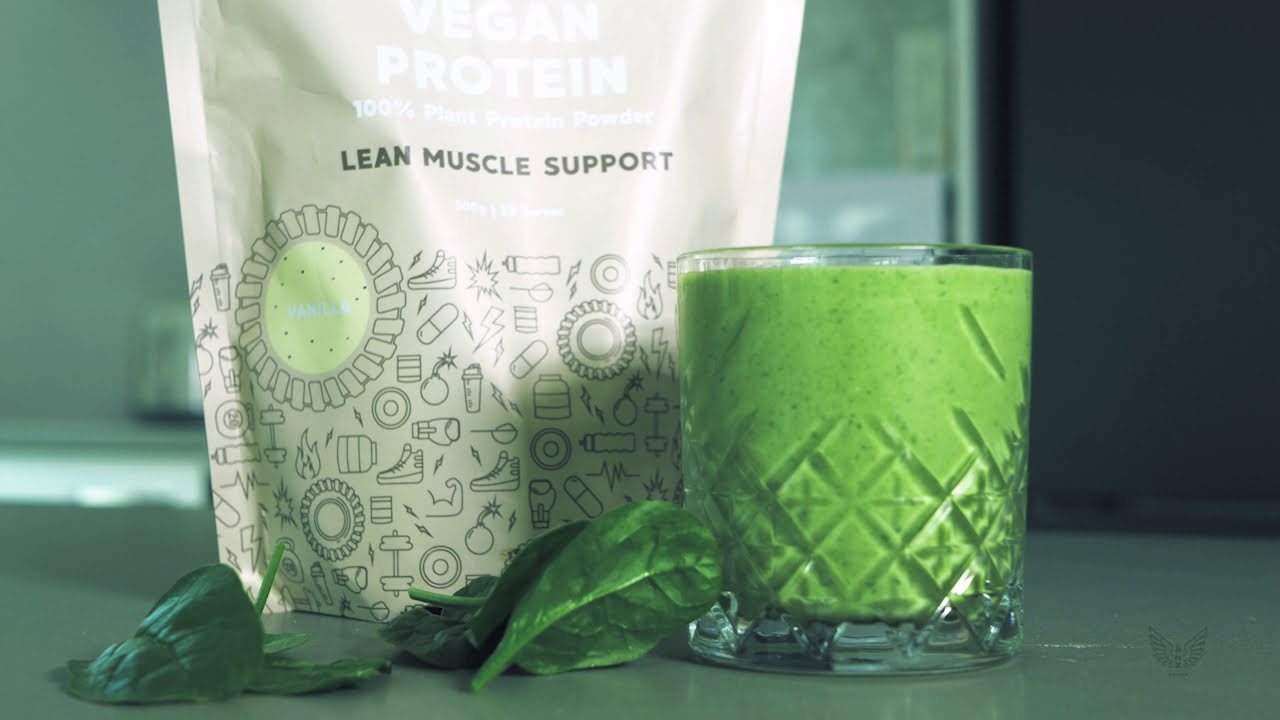 Protein Green Smoothie