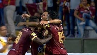Tolima Vs Nacional (2-1) Liga Aguila 2019-I   Fecha 5 Cuadrangular B