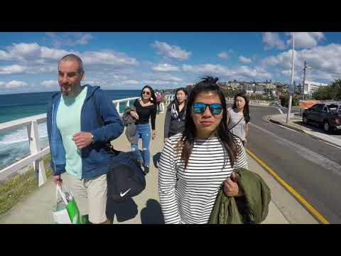 AN OUTING WITH ACCESS- BRONTE TO BONDI