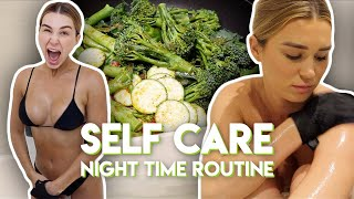 Self Care Night Time Routine (Realistic)