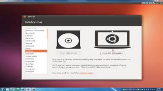 Install Ubuntu Linux on VirtualBox in Windows 7
